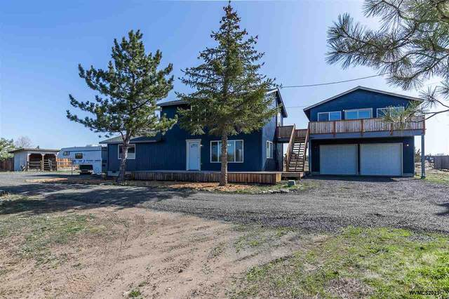 65158 Hunnell Rd, Bend, OR 97703 (MLS #775981) :: Song Real Estate