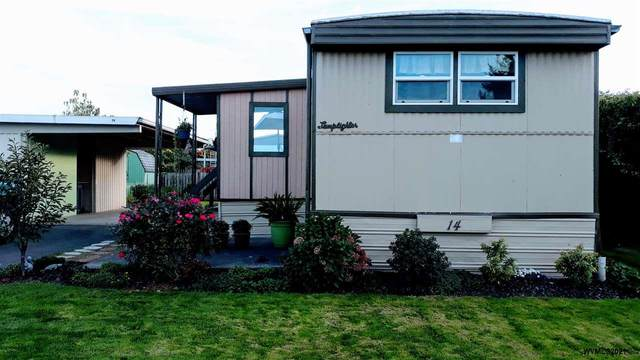 5422 Portland NE #14, Salem, OR 97305 (MLS #775986) :: RE/MAX Integrity