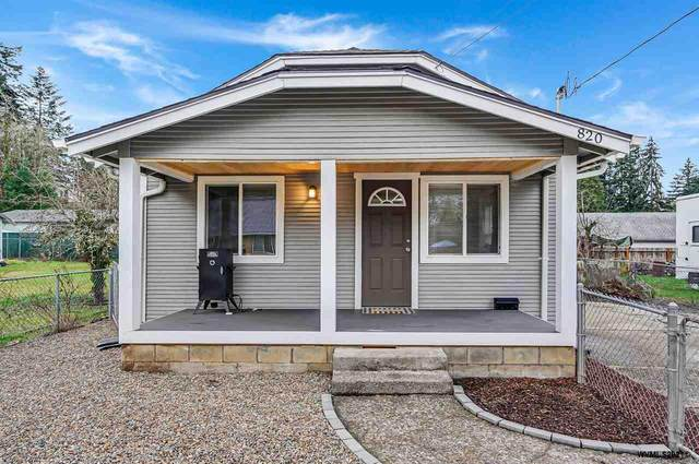 820 12th Av, Sweet Home, OR 97386 (MLS #776015) :: Change Realty