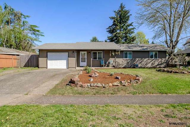 1483 Wilshire Dr, Stayton, OR 97383 (MLS #776016) :: Kish Realty Group