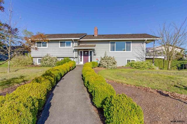 8274 Golf Club Rd SE, Aumsville, OR 97325 (MLS #776031) :: The Beem Team LLC