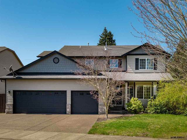 808 Knox St N, Monmouth, OR 97361 (MLS #776042) :: The Beem Team LLC