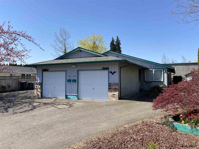 220 (& 222) SE 3rd, Canby, OR 97013 (MLS #776060) :: The Beem Team LLC