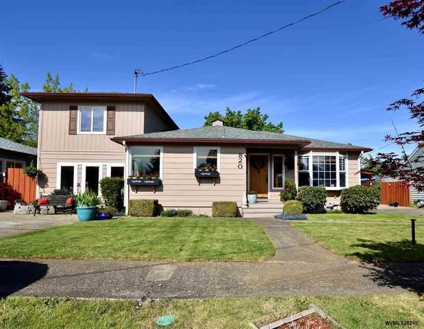 820 8th Av, Sweet Home, OR 97386 (MLS #776071) :: Coho Realty
