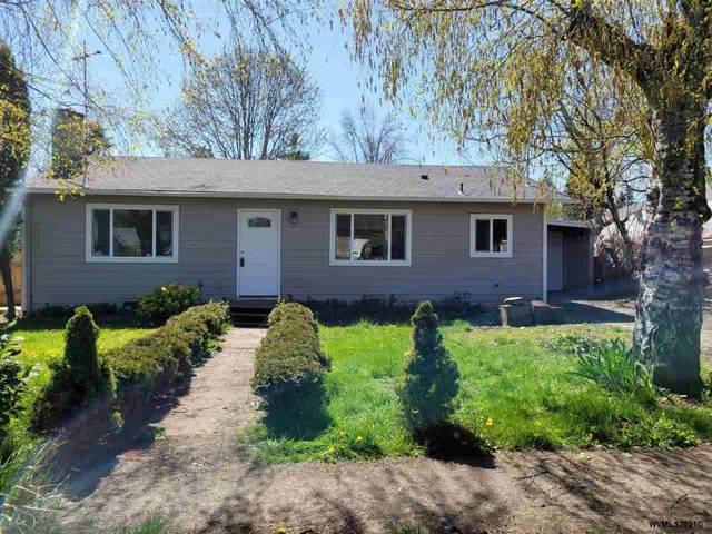 702 Harrison St NE, Woodburn, OR 97071 (MLS #776074) :: RE/MAX Integrity