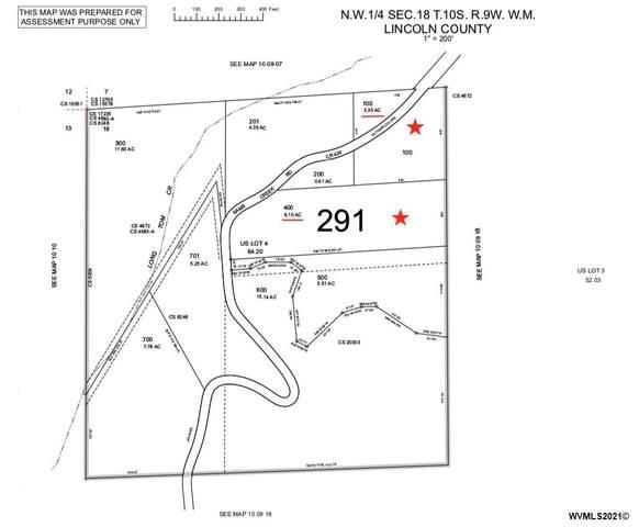 Sams Creek, Logsden, OR 97357 (MLS #776087) :: Kish Realty Group