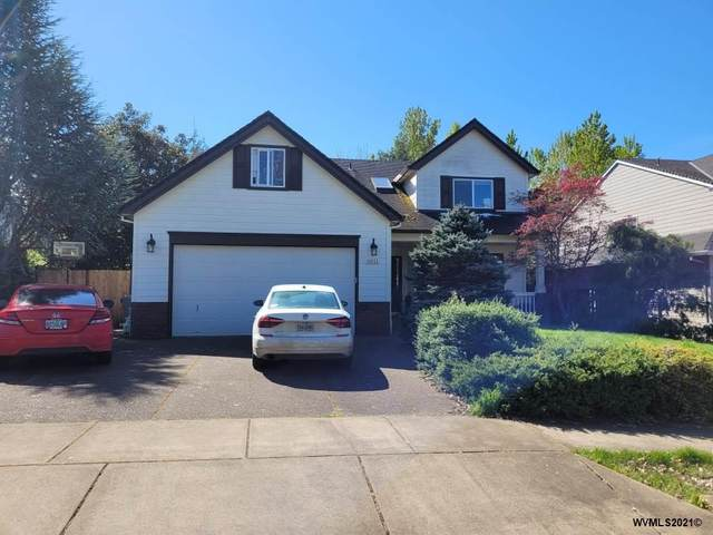6011 SW Grand Oaks Dr, Corvallis, OR 97333 (MLS #776093) :: RE/MAX Integrity