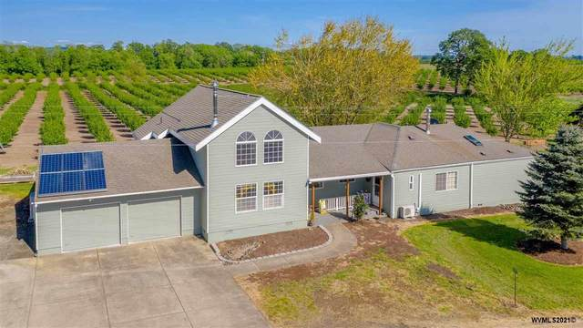 8100 Buena Vista Rd, Independence, OR 97351 (MLS #776098) :: Coho Realty