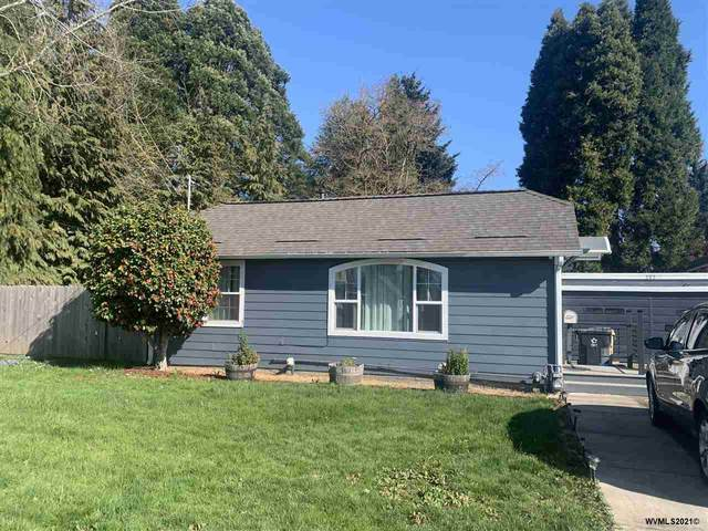 595 W Oak St, Lebanon, OR 97355 (MLS #776101) :: The Beem Team LLC
