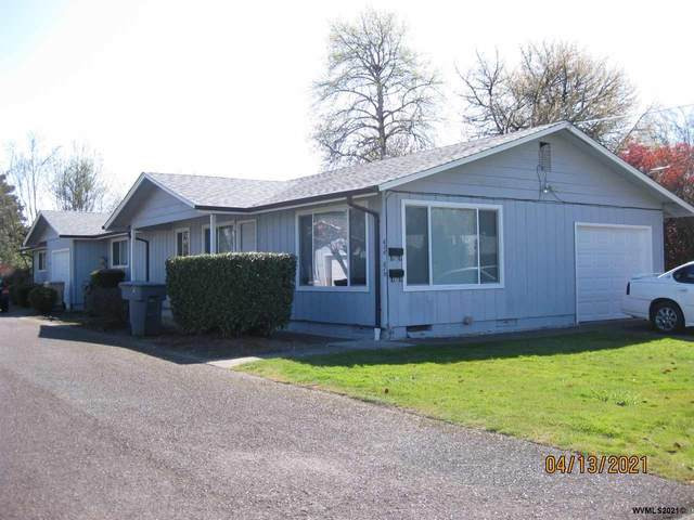 606 Oak (& 610), Corvallis, OR 97330 (MLS #776168) :: Kish Realty Group