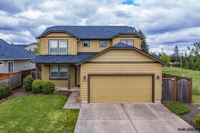 2641 Red Oak St NW, Albany, OR 97321 (MLS #776189) :: Kish Realty Group