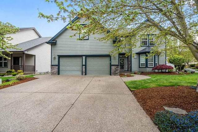5522 Woodmill Dr SE, Salem, OR 97306 (MLS #776197) :: The Beem Team LLC