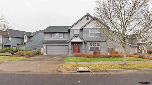 836 SE Bayshore Cl, Corvallis, OR 97333 (MLS #776259) :: The Beem Team LLC