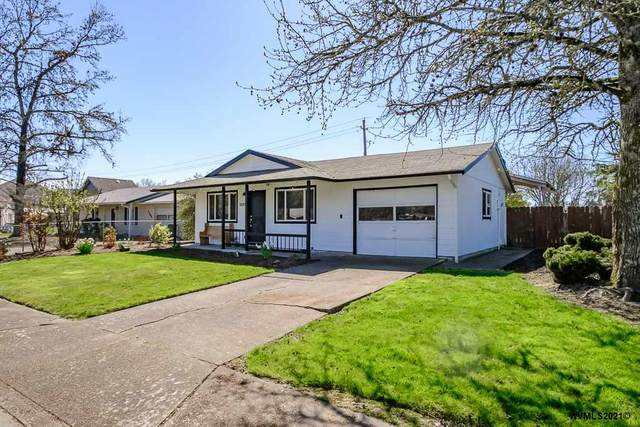 1081 Josephine St S, Monmouth, OR 97361 (MLS #776273) :: The Beem Team LLC