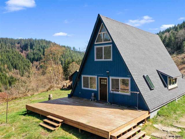 333 Phelps Mountain Ln SE, Silverton, OR 97381 (MLS #776278) :: Song Real Estate