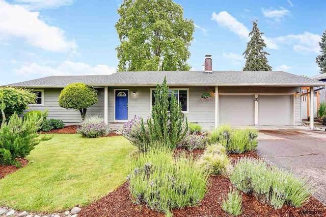 2230 NW Hazel Av, Corvallis, OR 97330 (MLS #776289) :: Song Real Estate
