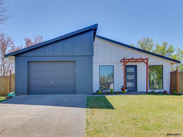536 SE Powell Av, Corvallis, OR 97333 (MLS #776292) :: Kish Realty Group