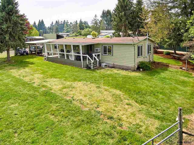 5716 Valley View Rd, Turner, OR 97392 (MLS #776296) :: Song Real Estate