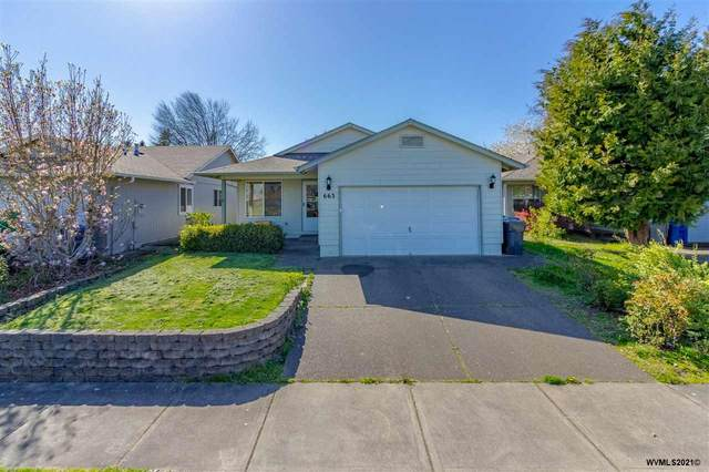 663 Page St NE, Salem, OR 97301 (MLS #776372) :: The Beem Team LLC