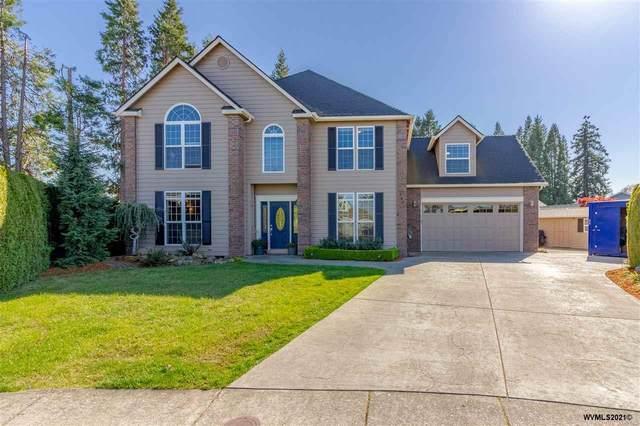 7023 Cedar Falls Ct NE, Keizer, OR 97303 (MLS #776389) :: Song Real Estate