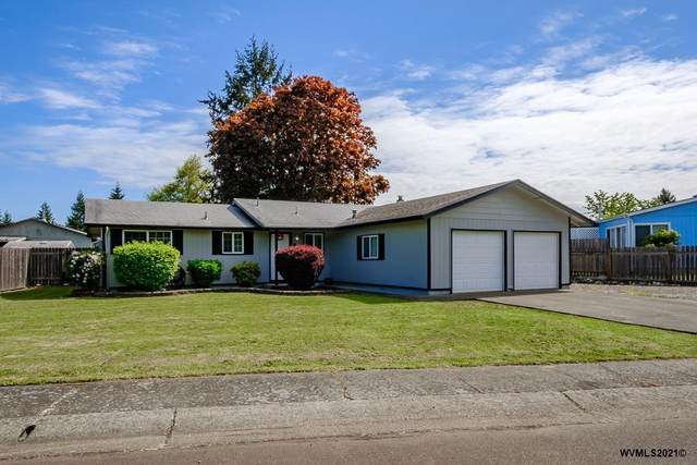 885 S 15th St, Lebanon, OR 97355 (MLS #776398) :: Coho Realty