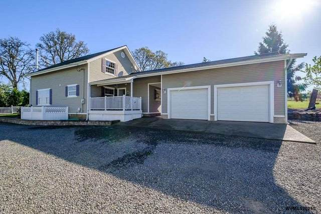 656 Cemetery Hill Rd, Jefferson, OR 97352 (MLS #776407) :: The Beem Team LLC