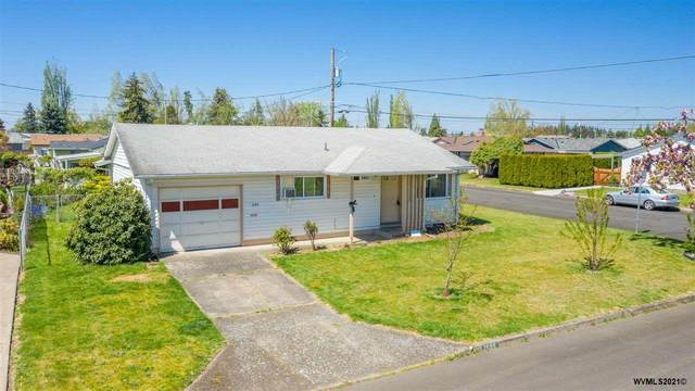 1595 Sallal Rd, Woodburn, OR 97071 (MLS #776461) :: The Beem Team LLC