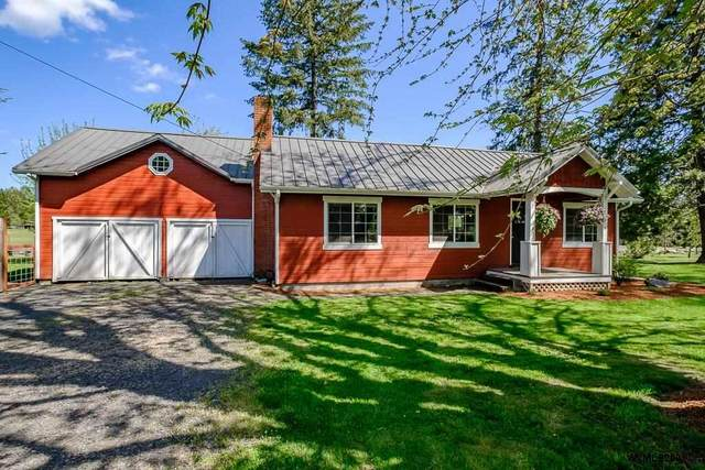 1392 Clark Mill Rd, Sweet Home, OR 97386 (MLS #776463) :: Coho Realty