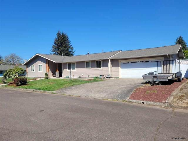 125 SE Laurel St, Mill City, OR 97360 (MLS #776468) :: Kish Realty Group