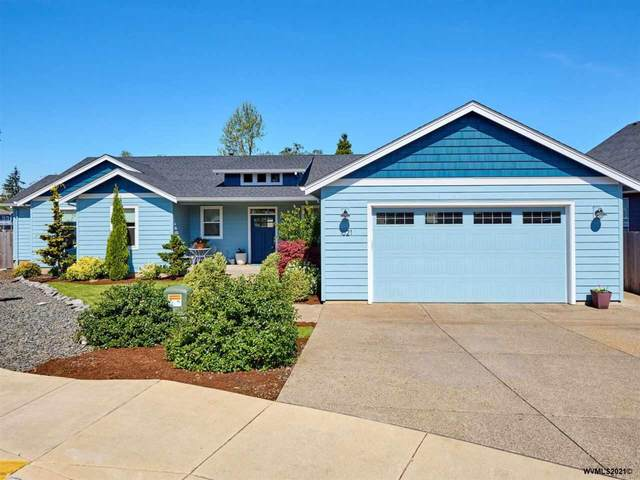 1021 Jaysie Dr, Silverton, OR 97381 (MLS #776482) :: The Beem Team LLC