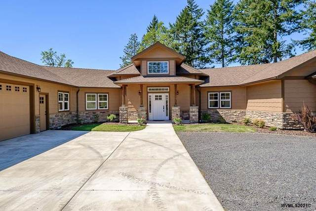 32927 Merrill Ln, Lebanon, OR 97355 (MLS #776494) :: RE/MAX Integrity