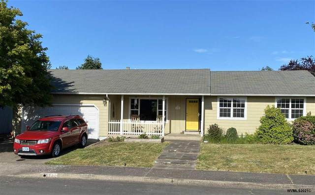 6722 Amy Ln N, Keizer, OR 97303 (MLS #776518) :: RE/MAX Integrity