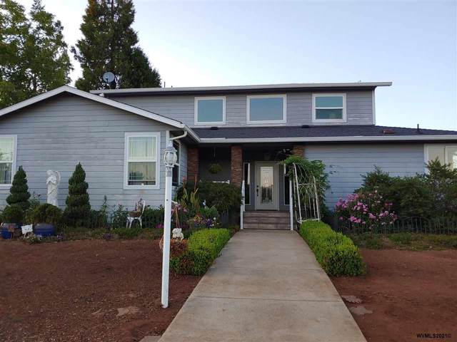 41981 Rodgers Mountain Lp, Scio, OR 97374 (MLS #776575) :: The Beem Team LLC