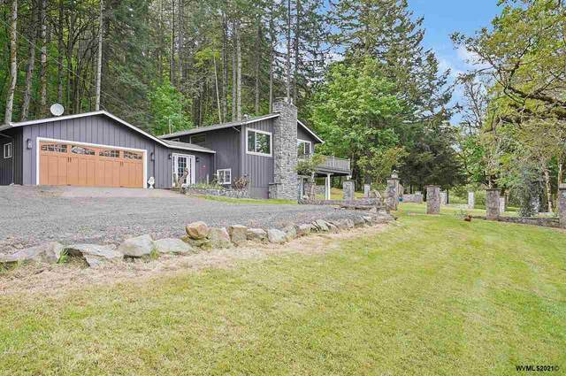 39189 Military Rd, Monmouth, OR 97361 (MLS #776581) :: Coho Realty