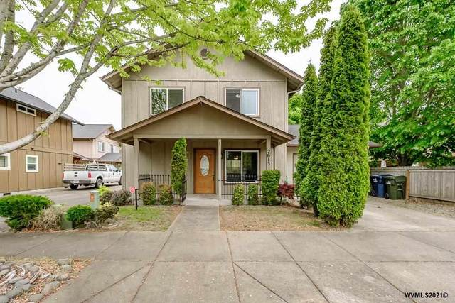 2613 Mimi St, Eugene, OR 97404 (MLS #776582) :: Sue Long Realty Group