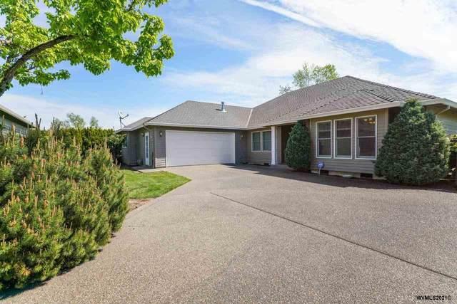 2684 Hazelnut Dr, Woodburn, OR 97071 (MLS #776594) :: Song Real Estate