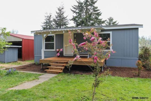 27995 Andy Riggs Rd, Grand Ronde, OR 97347 (MLS #776627) :: Premiere Property Group LLC