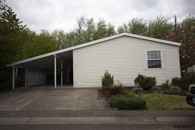 1284 N 19th (#7), Philomath, OR 97370 (MLS #776661) :: Song Real Estate