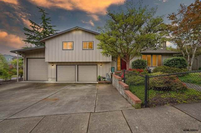 3493 NW Maxine Cl, Corvallis, OR 97330 (MLS #776759) :: RE/MAX Integrity
