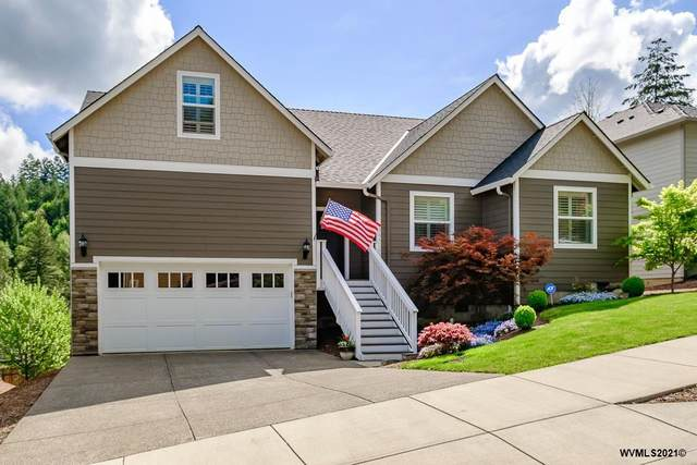 341 Boulder Ridge Dr, Sweet Home, OR 97386 (MLS #776773) :: RE/MAX Integrity