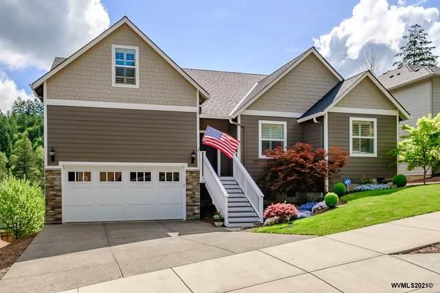 341 Boulder Ridge Dr, Sweet Home, OR 97386 (MLS #776773) :: Coho Realty