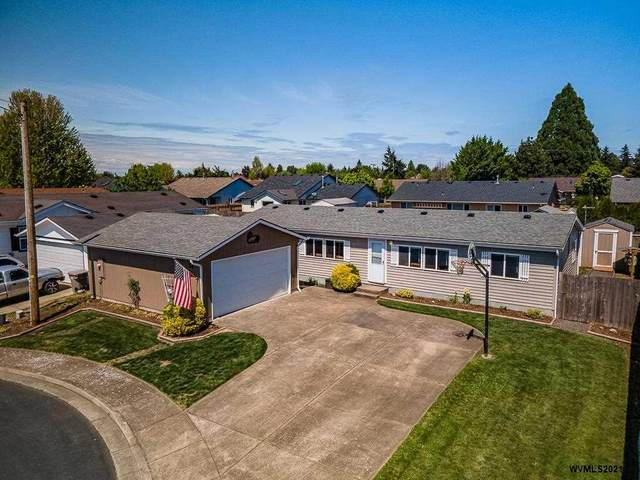 610 Vaughan #24, Lebanon, OR 97355 (MLS #776775) :: Coho Realty