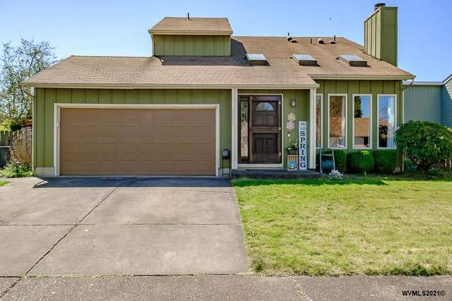 2536 43rd Pl SE, Albany, OR 97322 (MLS #776813) :: Kish Realty Group