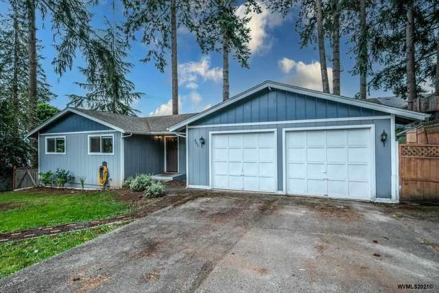 401 Nandina St, Sweet Home, OR 97386 (MLS #776816) :: Coho Realty