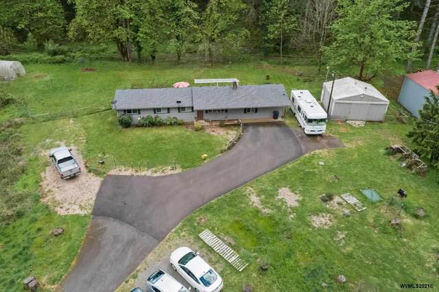 43215 Rodgers Mountain Lp, Scio, OR 97374 (MLS #776836) :: The Beem Team LLC