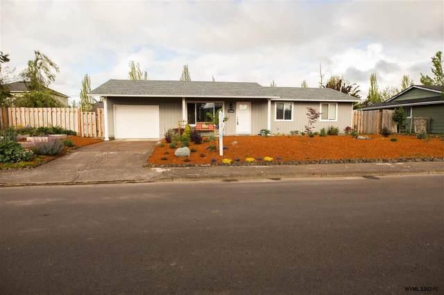 1244 Hemlock Lp, Independence, OR 97351 (MLS #776844) :: Sue Long Realty Group