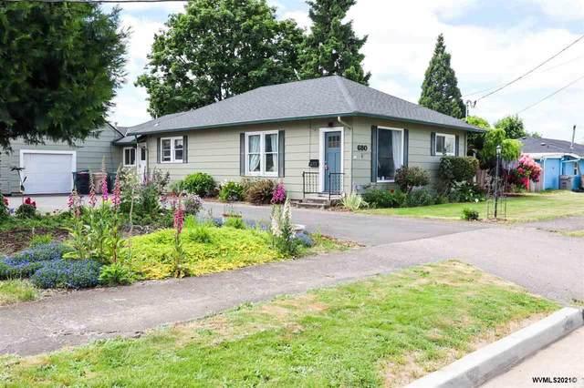 680 W Sherman St, Lebanon, OR 97355 (MLS #776853) :: Song Real Estate