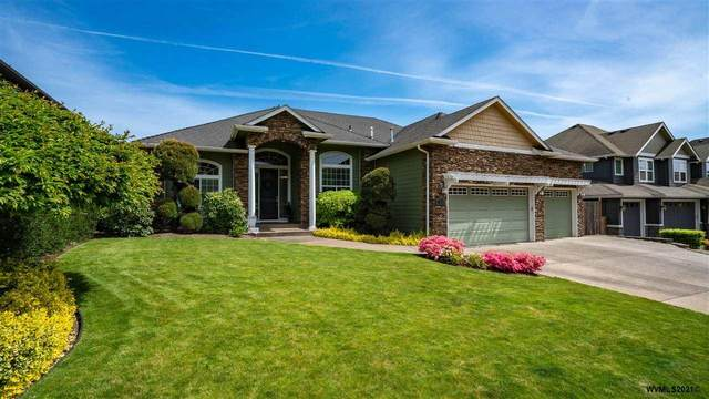 1692 Bartlett Hill Dr NW, Salem, OR 97304 (MLS #776860) :: RE/MAX Integrity