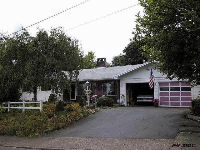 285 SW Church St, Dallas, OR 97338 (MLS #776894) :: Coho Realty