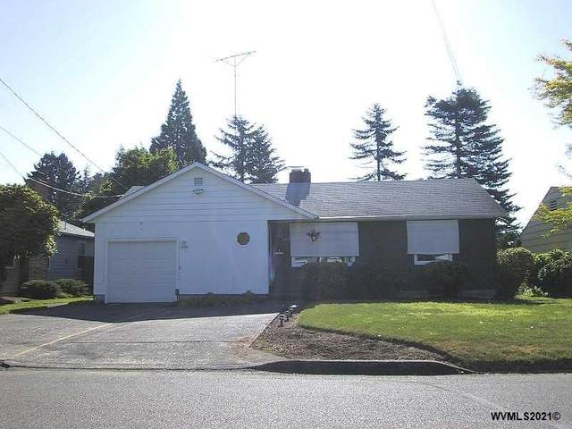 1458 SW Hayter St, Dallas, OR 97338 (MLS #776907) :: Coho Realty